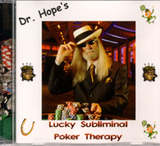 Lucky Subliminal Poker Therapy